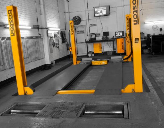 garage in plympton