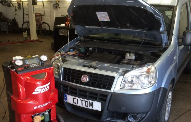 air conditioning servicing plymouth